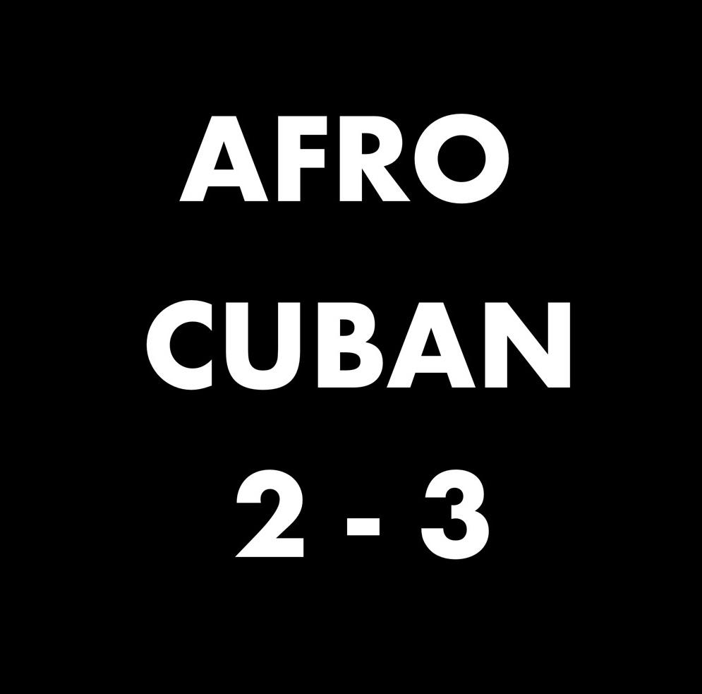 Afro Cuban 2