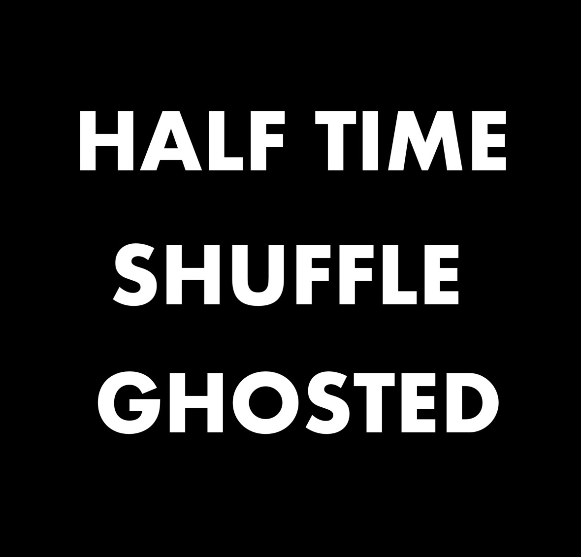Half Time Shuffle with Ghost Notes